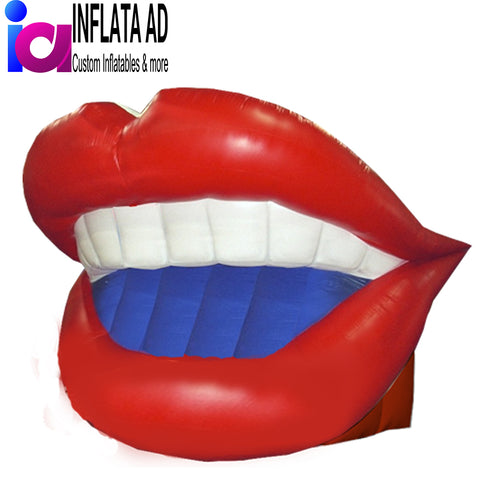 Inflatable Lips - Inflataad