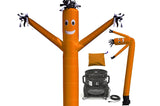 20ft Sky Dancer Orange - Inflataad