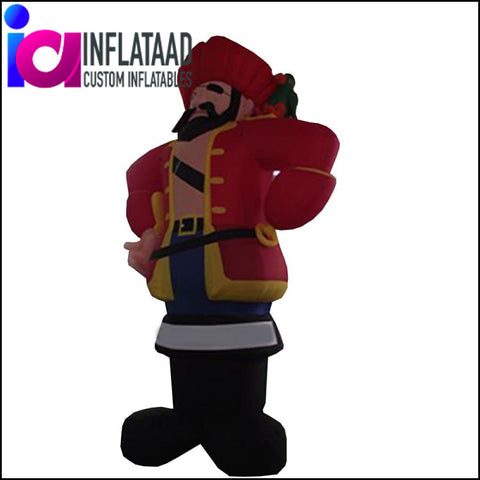 Inflatable Pirate Custom Inflatables