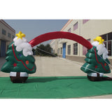 Christmas  Inflatable Tree - Inflataad