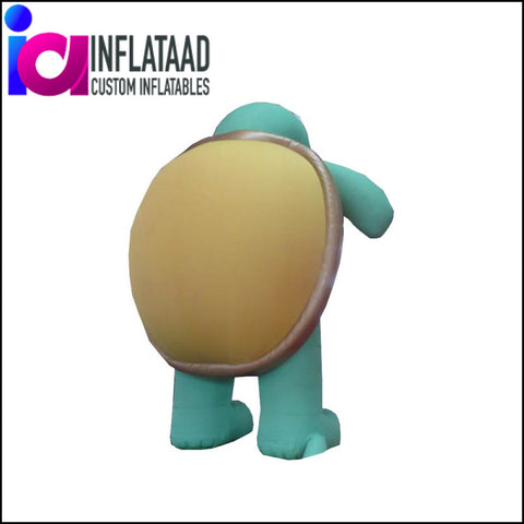 Inflatable Turtle - Inflataad