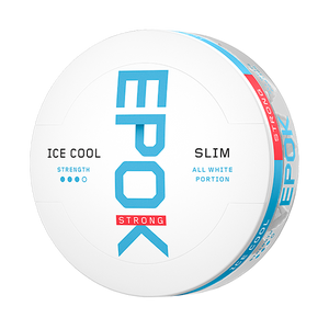 EPOK Ice Cool Mint Strong White Portion