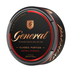 General Extra Stærk Portion