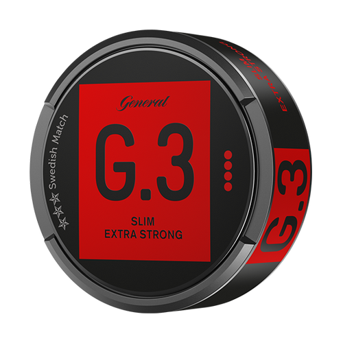 General G.3 Extra Strong Slim Portion
