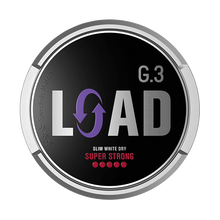 General G.3 LOAD Slim White Dry Super Strong Portion