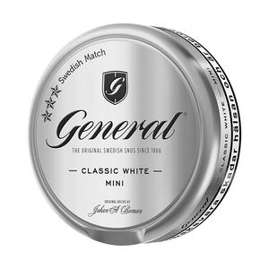 General Classic White Mini