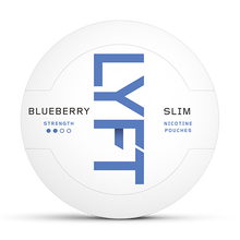 LYFT Blueberry Slim All White Portion