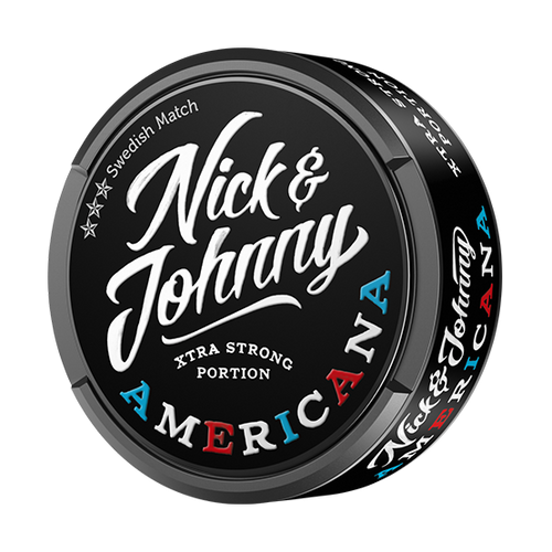 Nick and Johnny Americana Xtra Strong Portion