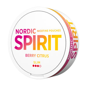 Nordic Spirit Slim Berry Citrus
