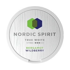 Nordic Spirit True White Bergamot Wildberry
