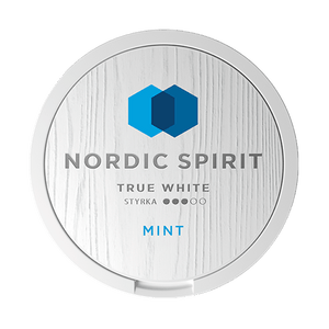 Nordic Spirit True White Mint