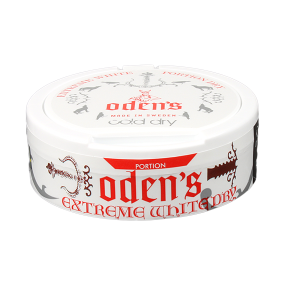 Odens Cold Dry Extreme Portion