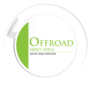 Offroad Apple White Mini
