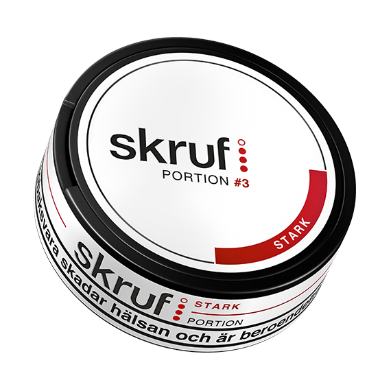 Skruf Strong Portion
