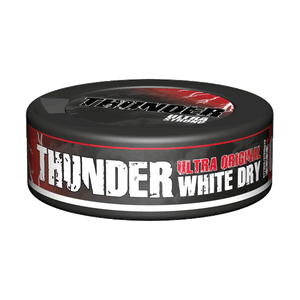 Thunder Ultra Original White Dry Portion