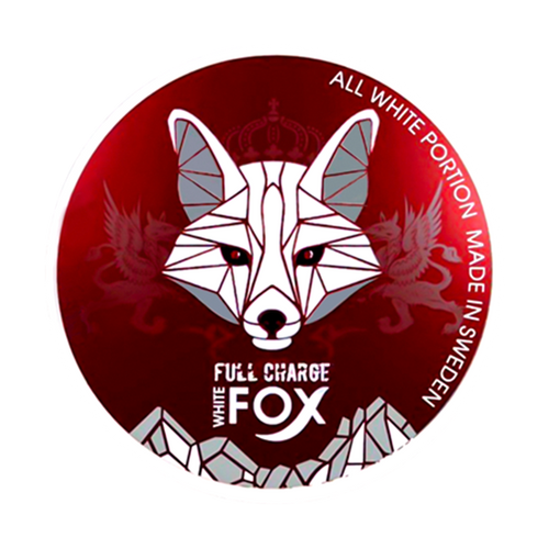 White Fox Full Charge Large Extra Strong