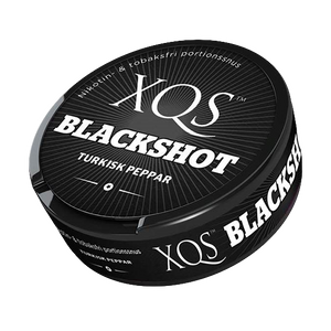 XQS Blackshot Portion Nikotinfri