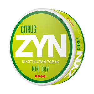 ZYN Citrus 6 mg