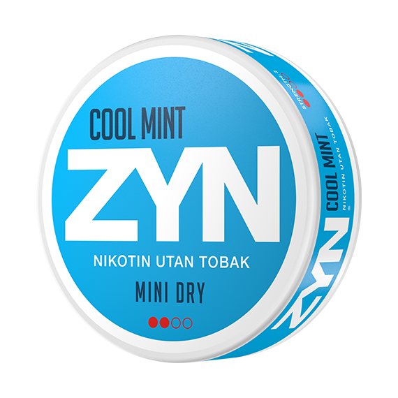 ZYN Cool Mint 3 mg