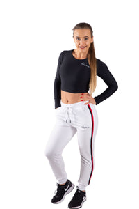 Scepter Trackies - White