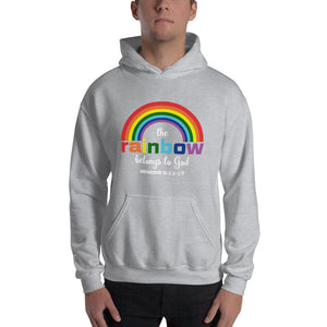 God's Rainbow Hooded Sweatshirt