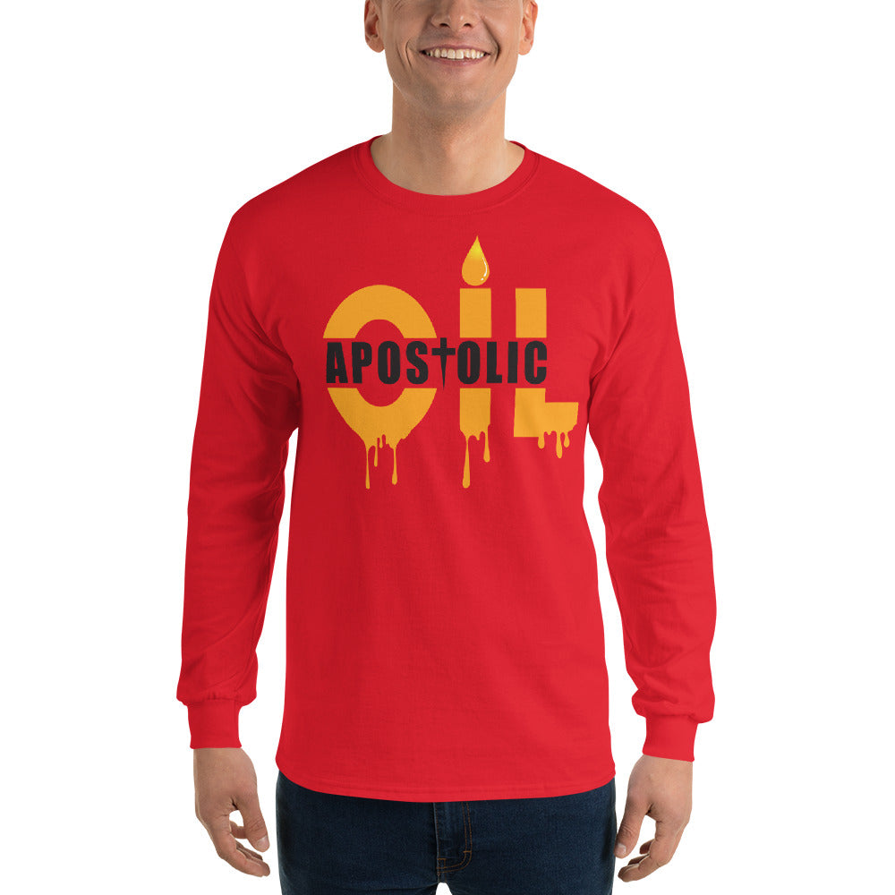Apostolic Oil Unisex Long Sleeve Shirt