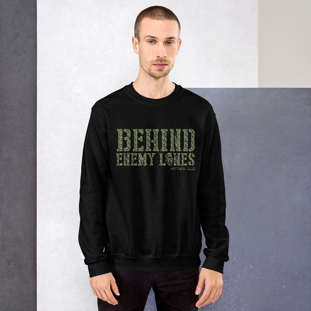Behind Enemy Lines Sweatshirt