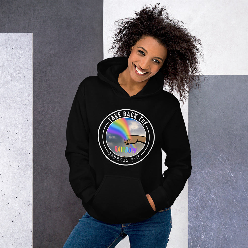 Take Back the Rainbow Hooded Sweatshirt