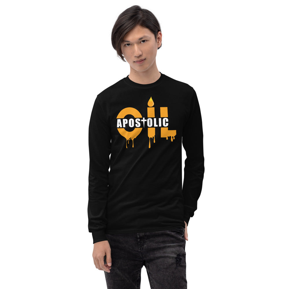 Apostolic Oil Long Sleeve Shirt
