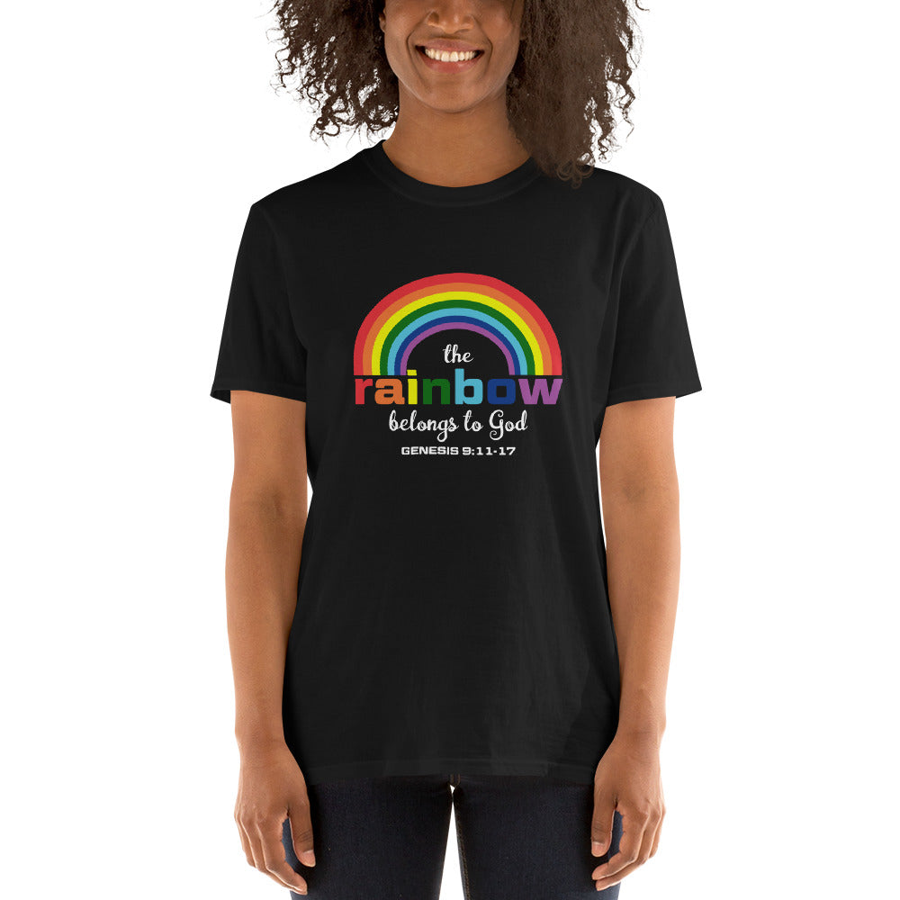 God's Rainbow Unisex Shirt