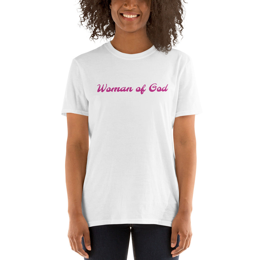 Woman of God Short-Sleeve Unisex T-Shirt