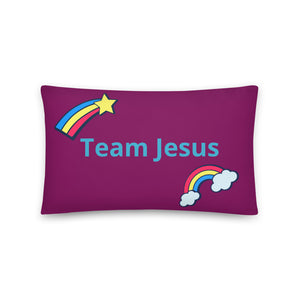 Prayer Changes Everything Prayer Pillow
