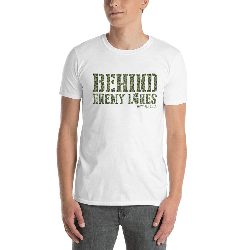 Behind Enemy Lines Unisex T-Shirt