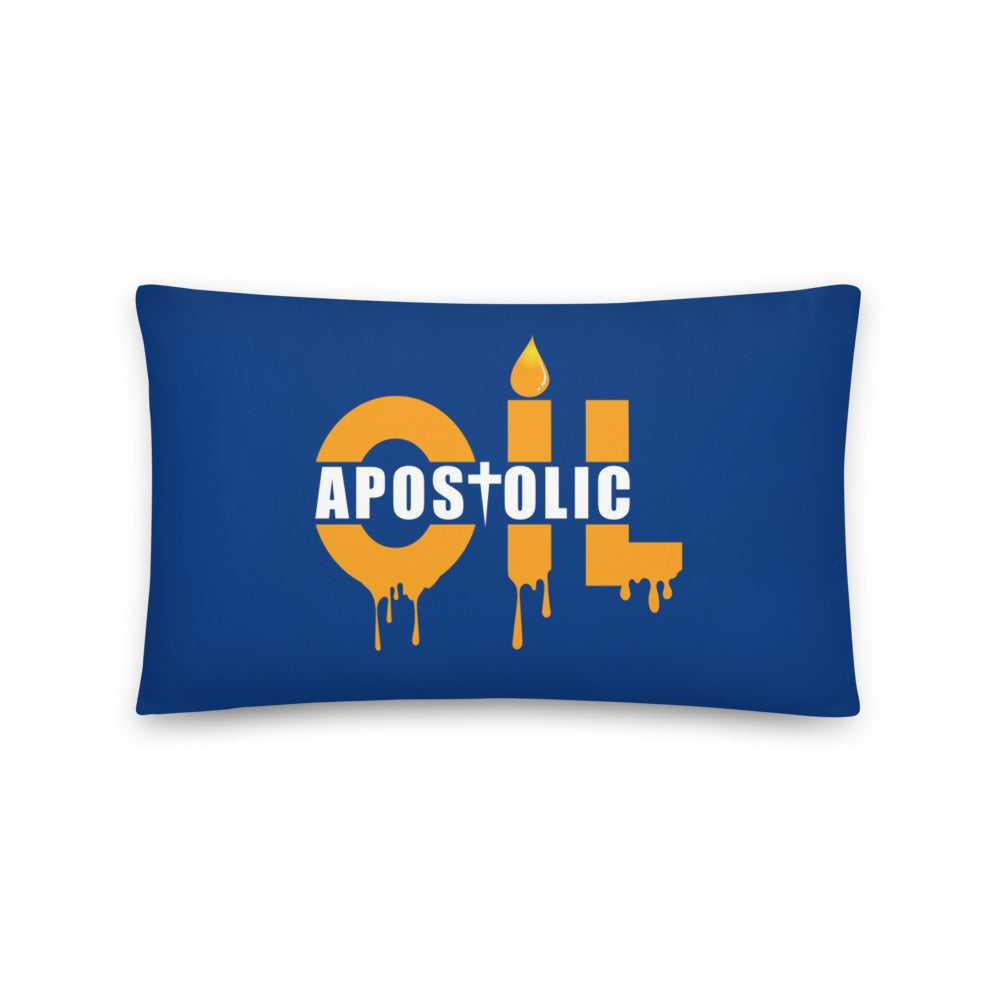 Apostolic Oil Prayer Pillow