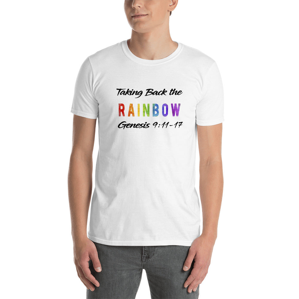 Taking Back the Rainbow Short-Sleeve Unisex T-Shirt