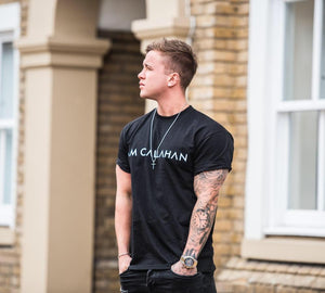 Black & White Sam Callahan Short Sleeve Shirt