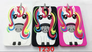 Cartoon Unicorn Cover For SAMSUNG Galaxy Tablet