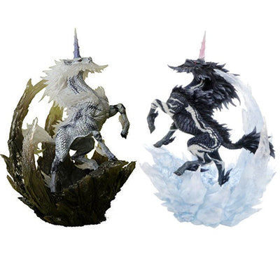 Black or White Action Figure Unicorns
