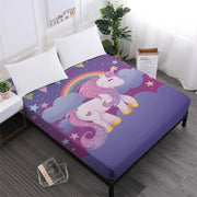 Unicorn Fitted Sheet