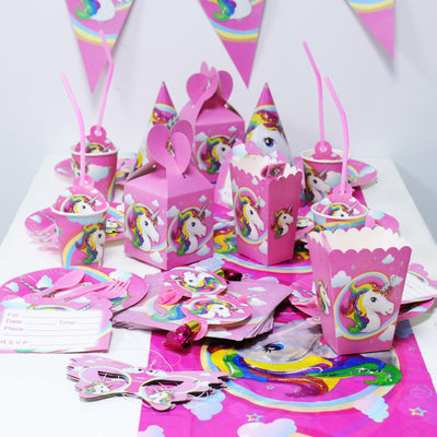 * Unicorn Party Supplies