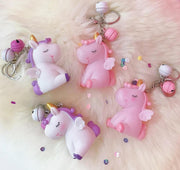Mini Unicorn Key Chain