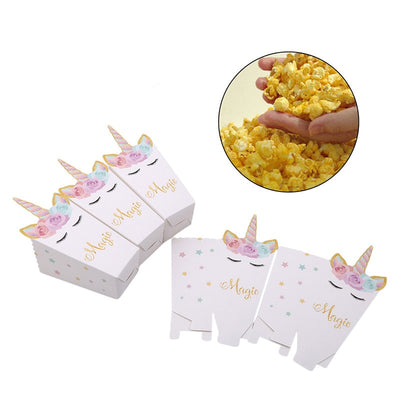 * Fun Unicorn Party Gift Box