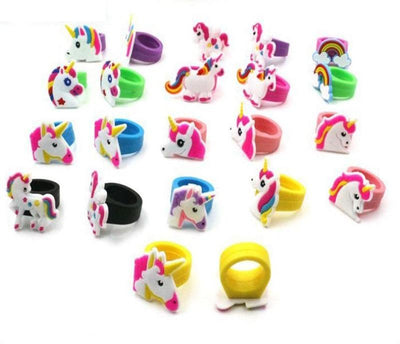 * Creative Unicorn Children's Rings