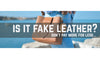 Are you paying real leather prices, for fake leather..?