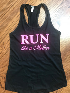 Run like a Mother Razorback tank