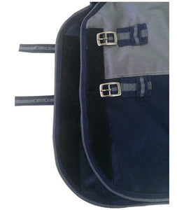 Capriole 1200D Navy & Grey Waterproof Combo - with 250g Filling