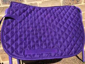 Saddlecloth 35mm Diamond Quilt