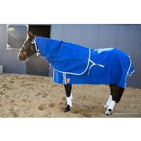 16oz Lined Canvas Waterproof Neck Rug