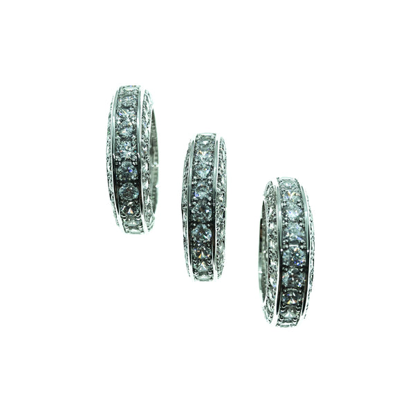 3-ROW ETERNITY RING - The Shine Club