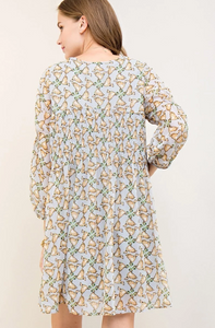 Sweet Bird Shift Dress (ON SALE)